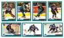 2003-04 Topps (1-330) Hockey Team Set - Colorado Avalanche