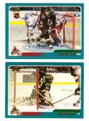 2003-04 Topps (1-330) Hockey Team Set - Phoenix Coyotes