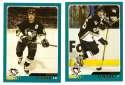 2003-04 Topps (1-330) Hockey Team Set - Pittsburgh Penguins