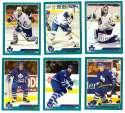 2003-04 Topps (1-330) Hockey Team Set - Toronto Maple Leafs