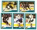 2003-04 Topps (1-330) Hockey Team Set - Washington Capitals