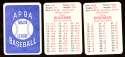 1978 APBA Season w/ EX Players - CHICAGO CUBS Team Set