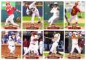 2010 Upper Deck World of Sports - Baseball Players 38 cards