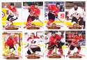 2010 Upper Deck World of Sports - Hockey Mens 22 cards