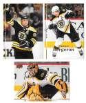 2007-08 Upper Deck (Base) Hockey Team Set - Boston Bruins