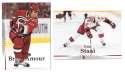 2007-08 Upper Deck (Base) Hockey Team Set - Carolina Hurricanes