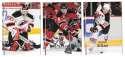2007-08 Upper Deck (Base) Hockey Team Set - New Jersey Devils