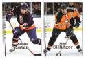 2007-08 Upper Deck (Base) Hockey Team Set - New York Islanders