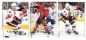 2007-08 Upper Deck (Base) Hockey Team Set - Ottawa Senators