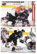 2007-08 Upper Deck (Base) Hockey Team Set - Philadelphia Flyers