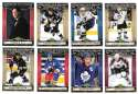 2007-08 Upper Deck Hockey Biography of a Season 15 card set