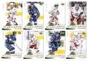 2007-08 Upper Deck Hockey All-Star Highlights 21 card set