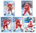 2000-01 Topps Stars Hockey - Detroit Red Wings