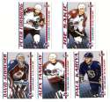 2003-04 Pacific Heads Up Hockey - Colorado Avalanche