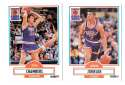 1990-91 Fleer Basketball Team Set - Phoenix Suns