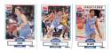 1990-91 Fleer Basketball Team Set - Sacramento Kings