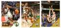 1996-97 Hoops Basketball Team Set - Boston Celtics