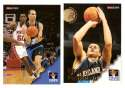 1996-97 Hoops Basketball Team Set - Cleveland Cavaliers