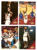 1996-97 Hoops Basketball Team Set - Denver Nuggets