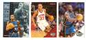 1996-97 Hoops Basketball Team Set - Detroit Pistons