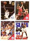 1996-97 Hoops Basketball Team Set - Philadelphia 76ers