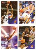 1996-97 Hoops Basketball Team Set - Phoenix Suns