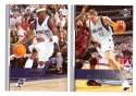 2007-08 Upper Deck (Base 1-200) Basketball Team Set - Dallas Mavericks