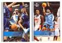 2007-08 Upper Deck (Base 1-200) Basketball Team Set - Denver Nuggets