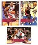 2007-08 Upper Deck (Base 1-200) Basketball Team Set - Miami Heat