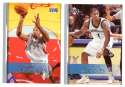 2007-08 Upper Deck (Base 1-200) Basketball Team Set - Minnesota Timberwolves