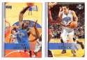 2007-08 Upper Deck (Base 1-200) Basketball Team Set - Orlando Magic