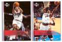 2007-08 Upper Deck (Base 1-200) Basketball Team Set - Philadelphia 76ers