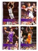 2007-08 Upper Deck (Base 1-200) Basketball Team Set - Phoenix Suns