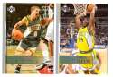 2007-08 Upper Deck (Base 1-200) Basketball Team Set - Seattle Supersonics