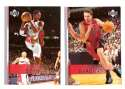 2007-08 Upper Deck (Base 1-200) Basketball Team Set - Toronto Raptors