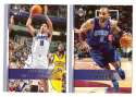 2007-08 Upper Deck (Base 1-200) Basketball Team Set - Utah Jazz