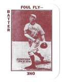 1913 National Game WG5 Reprints - ST LOUIS BROWNS Team Set