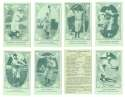 1922 American Caramel E120 Reprints - CHICAGO CUBS Team Set