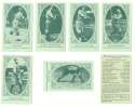 1922 American Caramel E120 Reprints - PHILADELPHIA PHILLIES Team Set