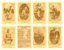 1922 American Caramel E120 Reprints - ST LOUIS BROWNS Team Set
