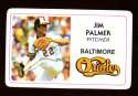 1981 Perma-Graphics Credit Cards - BALTIMORE ORIOLES