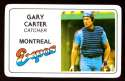 1981 Perma-Graphics Credit Cards - MONTREAL EXPOS