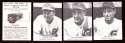1947 TIP TOP BREAD Reprints - CHICAGO CUBS Team Set