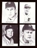 1947 TIP TOP BREAD Reprints - DETROIT TIGERS Team Set