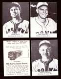 1947 TIP TOP BREAD Reprints - ST LOUIS BROWNS (ORIOLES) Team Set