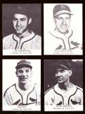 1947 TIP TOP BREAD Reprints - ST LOUIS CARDINALS Team Set