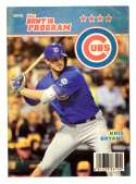 2016 Topps Bunt Programs - CHICAGO CUBS