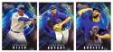 2016 Topps Bunt Light Force - CHICAGO CUBS