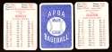 1980 APBA Season w/ EX players - CINCINNATI REDS Team Set