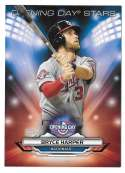2016 Topps Opening Day Stars - WASHINGTON NATIONALS